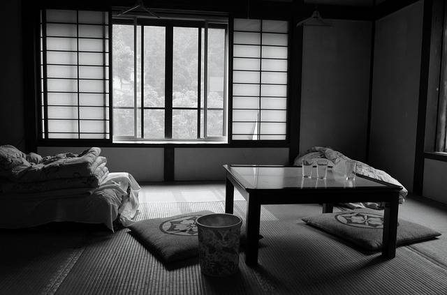 Free photo: Room, Bed And Breakfast, Japan - Free Image on Pixabay - 263974 (1224)