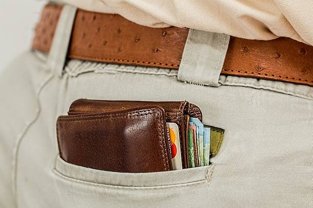 Free photo: Wallet, Cash, Credit Card, Pocket - Free Image on Pixabay - 1013789 (12991)