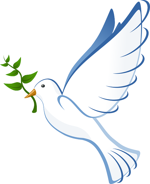 Free vector graphic: Dove, Flying, Peace, Olive, Branch - Free Image on Pixabay - 41260 (17693)